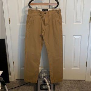 American Eagle Khaki Pants-32x34